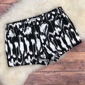 Trina Turk Printed Shorts
